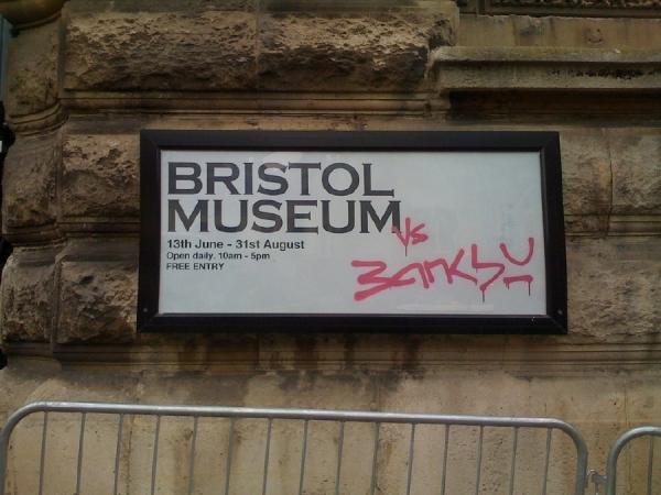 Banksy Bristol Show