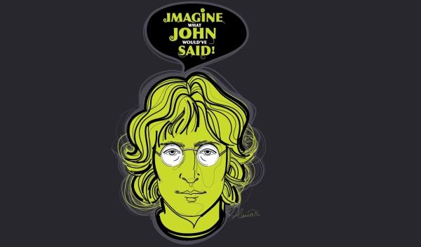 Lama Khatib Daniel // John Lennon