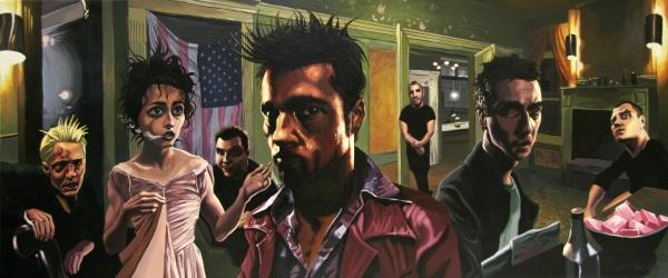 Fight Club // Justin Reed