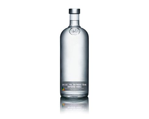 No Label // Absolut Vodka