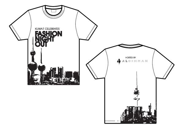 Fashion's Night Out T-shirt