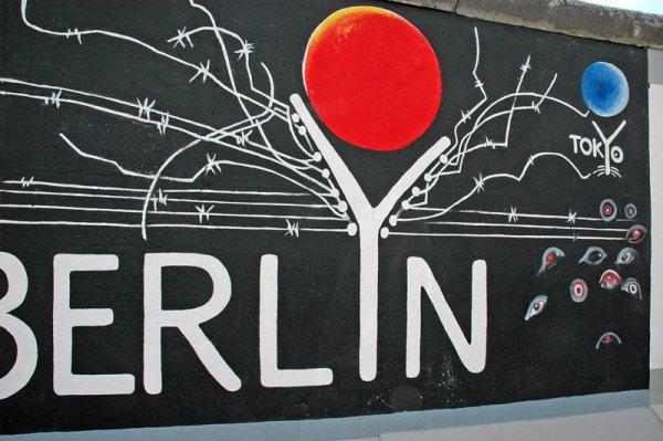 20th Anniversary // Berlin Wall