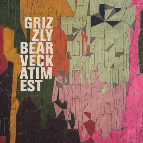 Artist: Grizzly Bear, Design: Work Associates